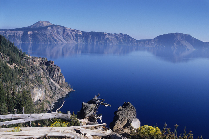 Crater Lake N.P. / OR