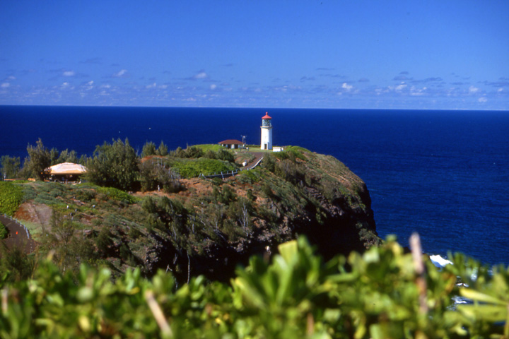 Kilauea Light House, Kauai / HI
