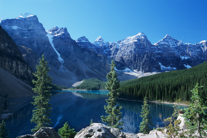 Moraine Lake, Banff N.P. / AB, CAN