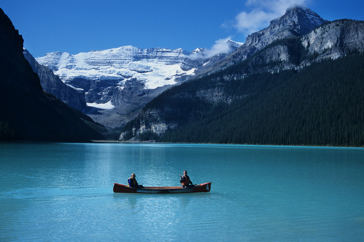 Lake Louise, Banff N.P. / AB, CAN