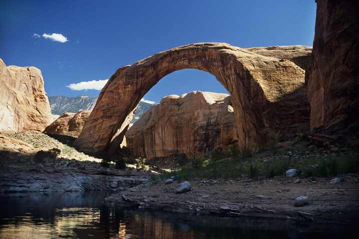 Rainbow Bridge, Lake Powell / AZ, UT