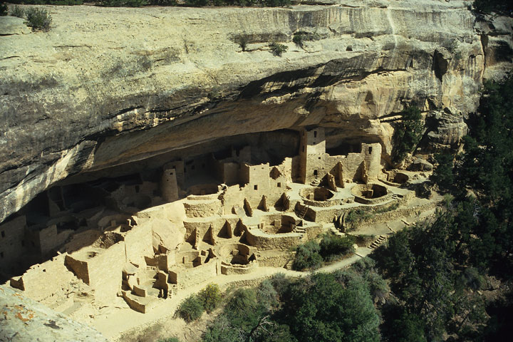Cliff Palace, Mesa Verde N.P. / CO