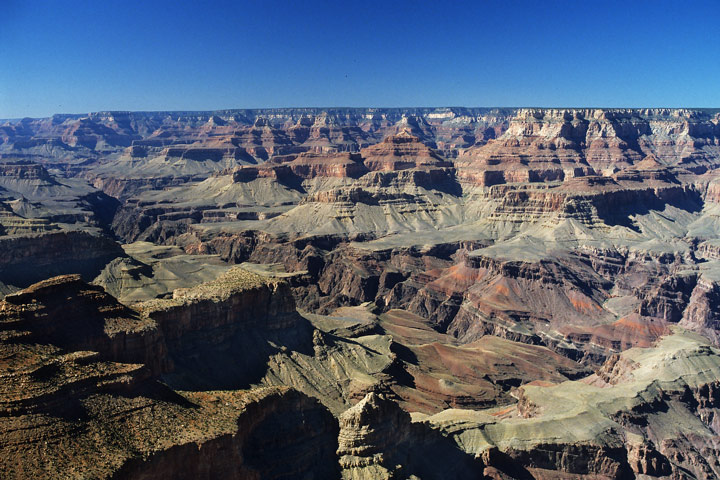 Grand Canyon N.P., South Rim / AZ