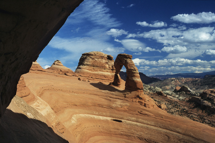 Delicate Arch, Arches N.P. / UT