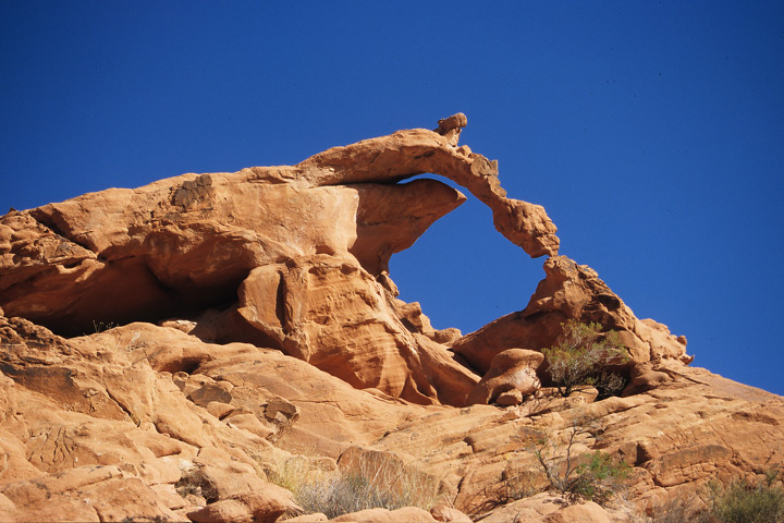 Ephemeral Arch, Valley Of Fire S.P. / NV