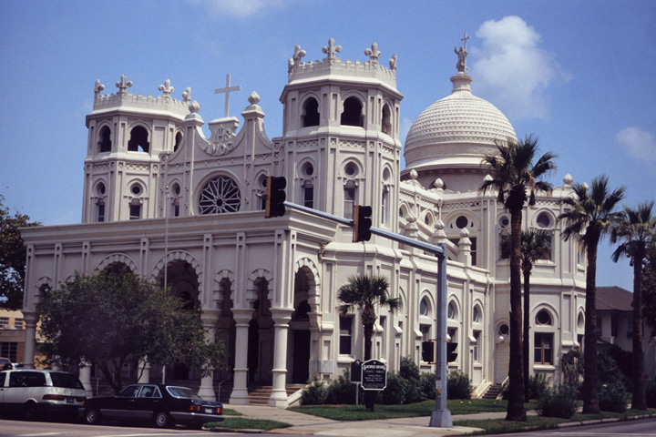 Sacred Heart, Galveston / TX