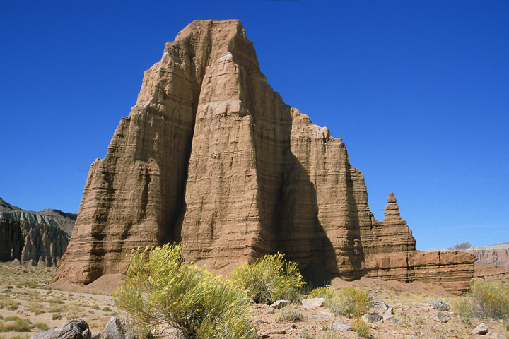 Temple of the Sun, Cathedral Valley / UT