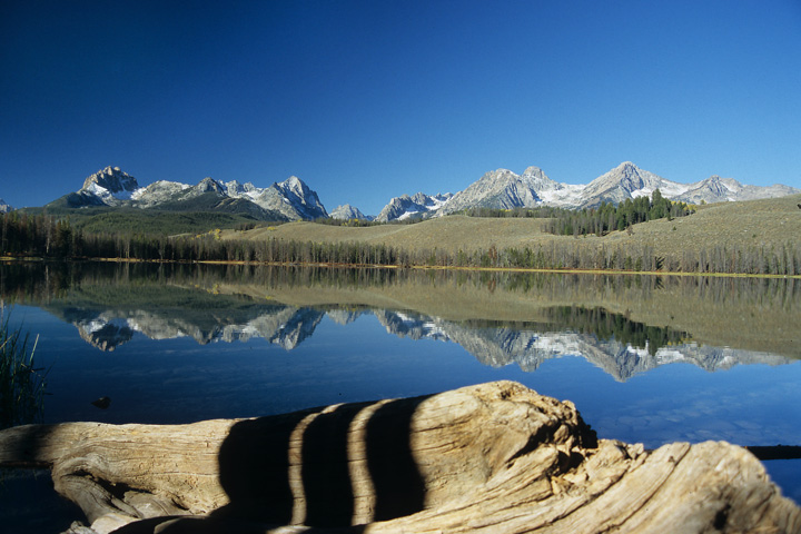 Little Redfish Lake, Sawtooth National Recreation Area / ID