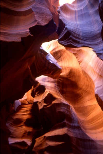 Page Area, Upper Antelope Canyon