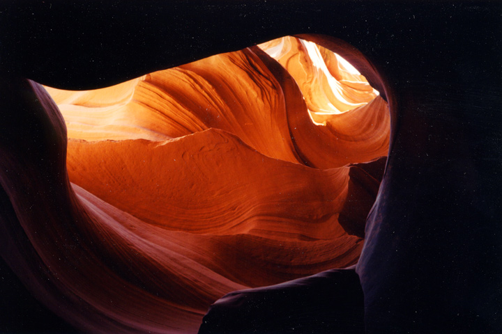 Page Area, Lower Antelope Canyon