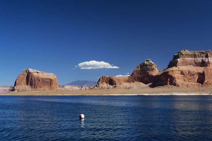 Page Area, Lake Powell : Speed Boat Tour